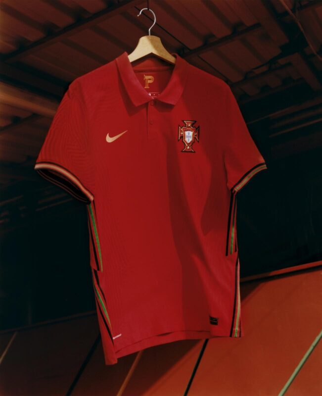 Portugal 2020-21 Nike Home Kit