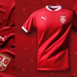 Serbia 2020-21 Puma Home and Away Football Kits