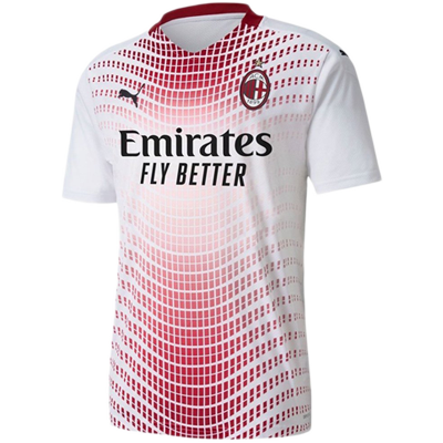 AC Milan 20-21 puma away shirt