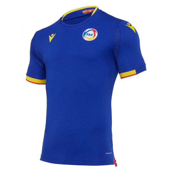 Andorra 20-21 Macron Away Kit