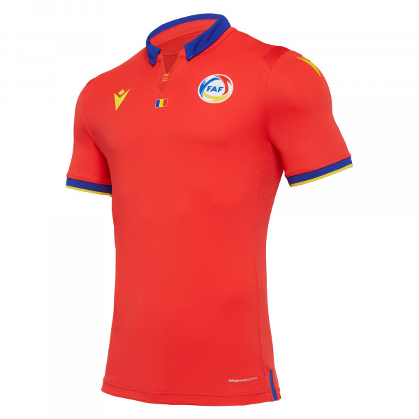 Andorra 20-21 Macron Home Kit