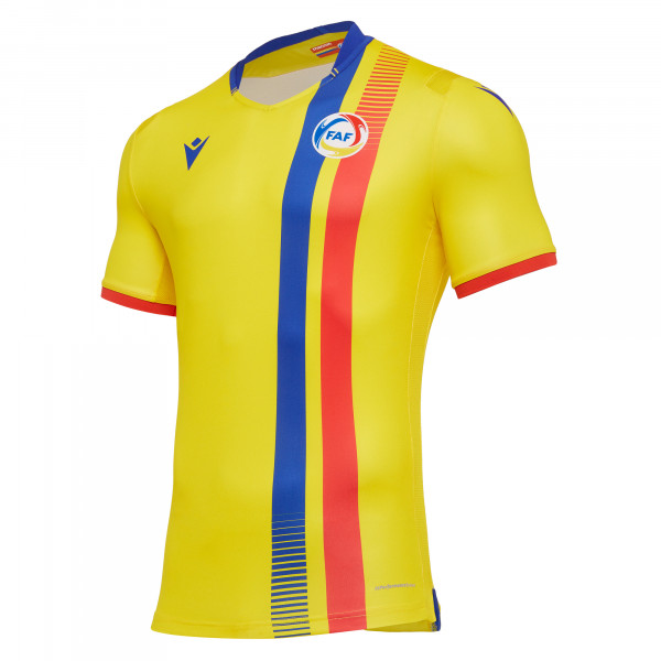 Andorra 20-21 Macron Third Kit