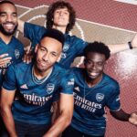Arsenal FC 2020-21 adidas Home, Away and Third Football Kits
