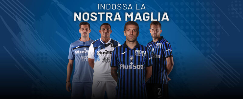 Atalanta BC 2020-21 Joma Football Kits