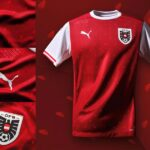 Austria 20-21 Puma Home and Away Football Kits