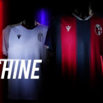 Bologna FC 20-21 Macron Home, Away and Third Football Kits