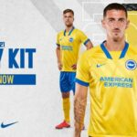 Brighton & Hove Albion 2020-21 Nike Home, Away, Third Football Kits