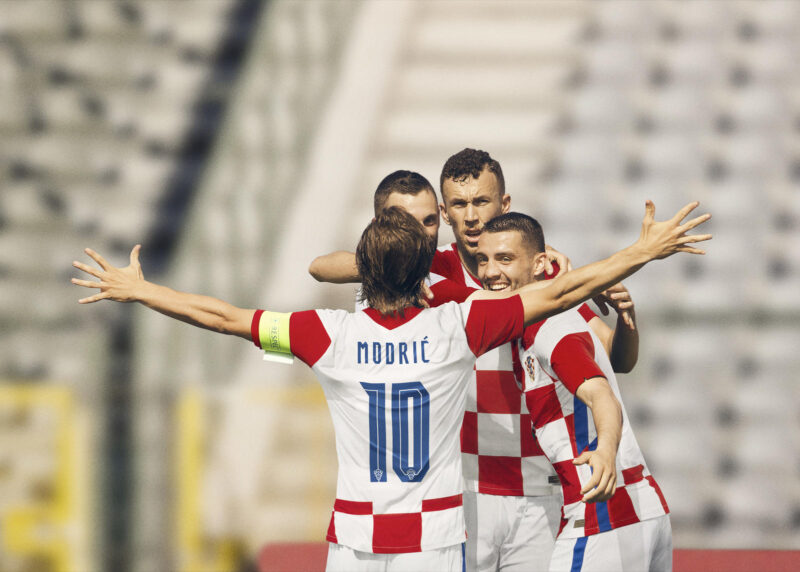 Croatia 2020-21 Nike Home and Away Football Kits