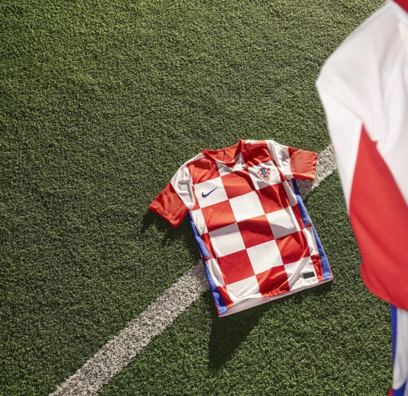 Croatia 2020-21 Nike Home Kit