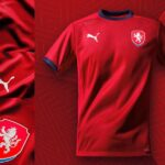 Czech Republic 20-21 Puma Home and Away Football Kits