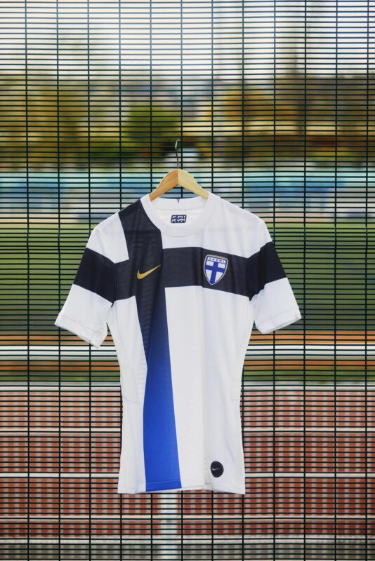 Finland 2020-21 Nike Home Kit