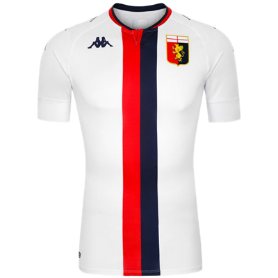 Genoa CFC 20-21 Kappa Away Shirt