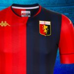 Genoa CFC 20-21 Kappa Home, Away, Third Football Kits