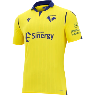 Hellas Verona 20-21 Macron Away Kit