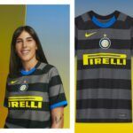 Inter Milan 2020-21 Nike Home, Away And Third Football Kits