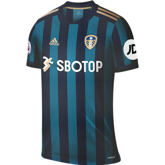 Leeds United 20-21 adidas away jersey