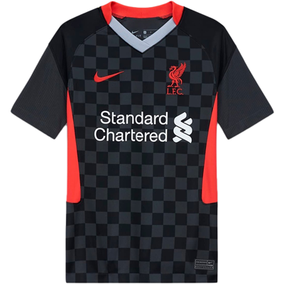 Liverpool FC 20-21 Nike Third Shirt