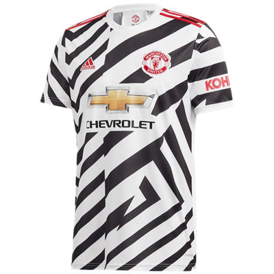 Manchester United 20-21 adidas third shirt