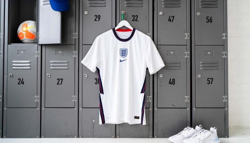 England 2020-21 Nike Home Kit