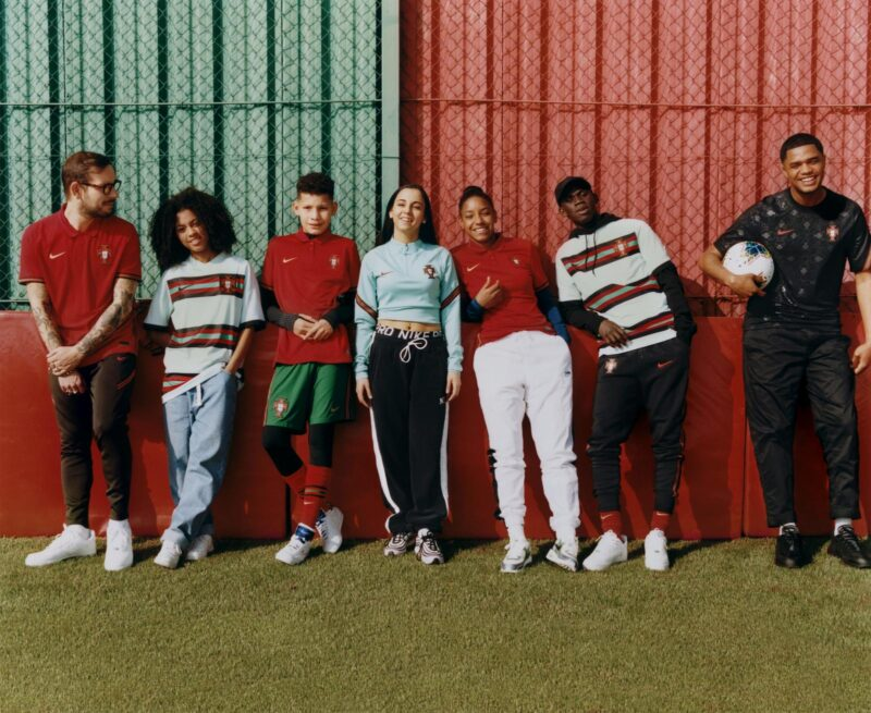 Portugal 2020-21 Nike Home and Away Football Kits