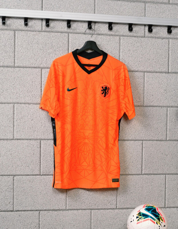 The Netherlands 2020-21 Nike Home Kit