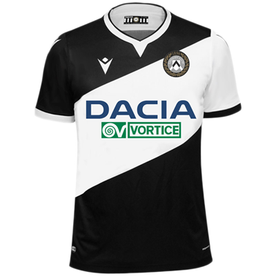 Udinese Calcio 20-21 Macron Home Shirt