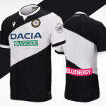 Udinese Calcio 20-21 Macron Football Kits