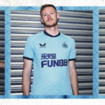 Newcastle United 2021-22 Castore Home, Away and Third Football Kits